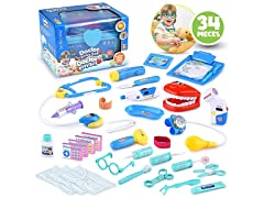 Educational Doctor Medical Play Toy Set