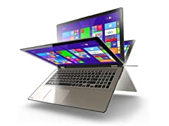 "Toshiba Satellite 15.6"" Full-HD Touch Laptop"