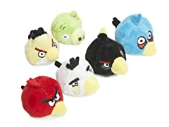 Angry Birds Plush Pencil Toppers