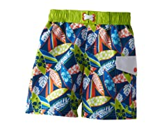 Swim Trunk - Surf Fun (5-6)