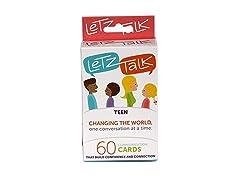 Letz Talk Teens Conversation Starters