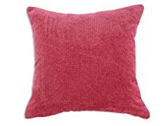 Energy Raspberry 17x17 Pillow