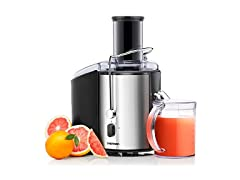 Chefman 2-Speed Electric Stainless Steel Juicer