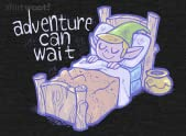 Adventure Can Wait
