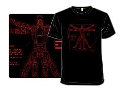 Vitruvian Terminator