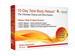 10 Day Total Body Reboot