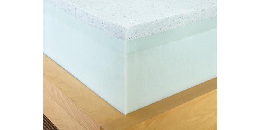 Purasleep Puravida Synergel Memory Foam Mattresses