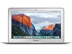 "Apple 11.6"" Intel Core i5 128G Macbook Air"