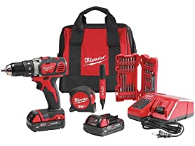 Milwaukee 18V Cordless Li-Ion Contractor Kit