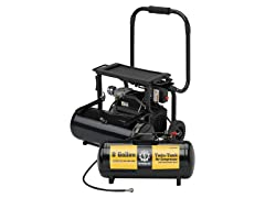 8-Gallon Air Compressor, Detachable Tank