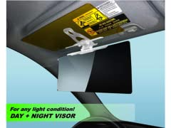ZeroDark 2 in 1 Anti-Glare Car Visor