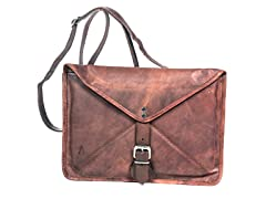 Annette Ferber Collections Goa Leather Envelope