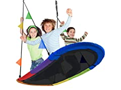 Sorbus Saucer Surf Swing