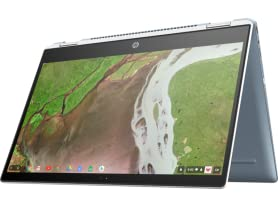 "HP x360 14"" Full-HD Convertible Chromebook"