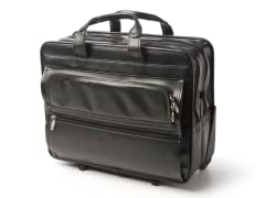 "Chatham 17"" Wheeled Laptop Case"