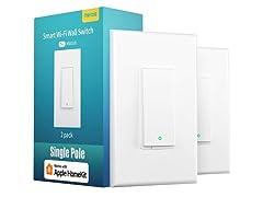 meross Smart Light Switch (2-Pack)