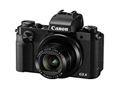 Canon PowerShot G5 X 20MP Digital Camera