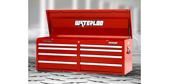 waterloo tool box waterloo tool chest 28920
