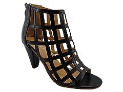 NY VIP 815 Fashion Heels - Silver