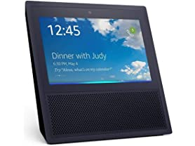 Amazon Echo Show  (1st Generation) (Black or White)