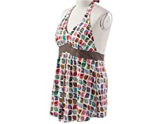 Cahoots Full Figured Apron: 1X