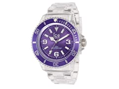 Women's Pure Purple Watch