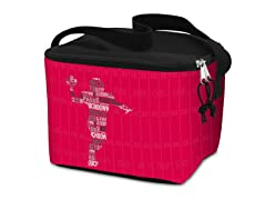 Lunch Cooler Bag- Football