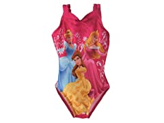 Disney Princess 1pc Swimsuit (12M-2T)