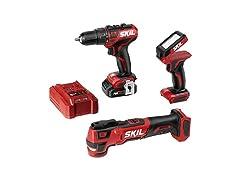 SKIL 3-Tool Combo Kit