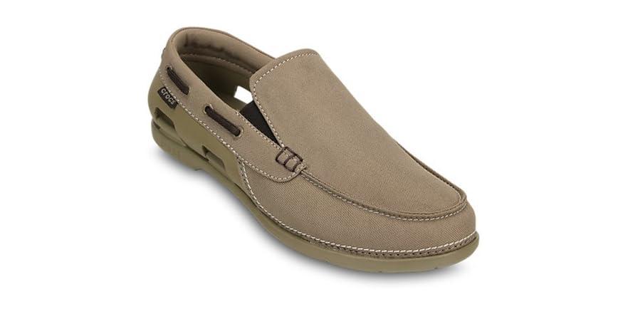 Crocs Men S Beach Line Boat Shoe