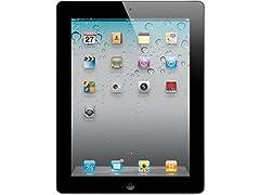 Apple iPad 2 Wi-Fi 16GB Tablet - Black