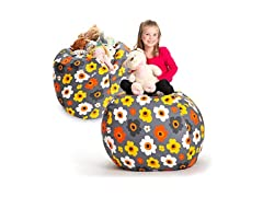 Creative QT Stuffed Animal Storage Bean