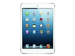 "Apple 7.9"" 16GB iPad Mini, Silver"