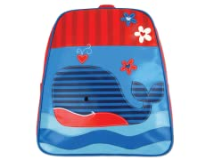 Stephen Joseph Whale Go-Go Backpack