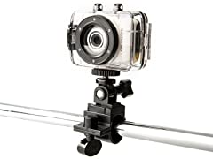 Emerson 720p ActionCam with Mounting Kit