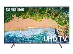 "Samsung 55"" Class 4K (2160P) Ultra HD Smart LED HDR TV"