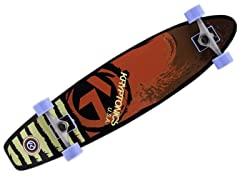 "36"" Longboard - Red Tide"