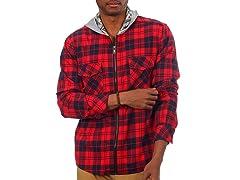 Zutoq Long Sleeve Shirt Jacket