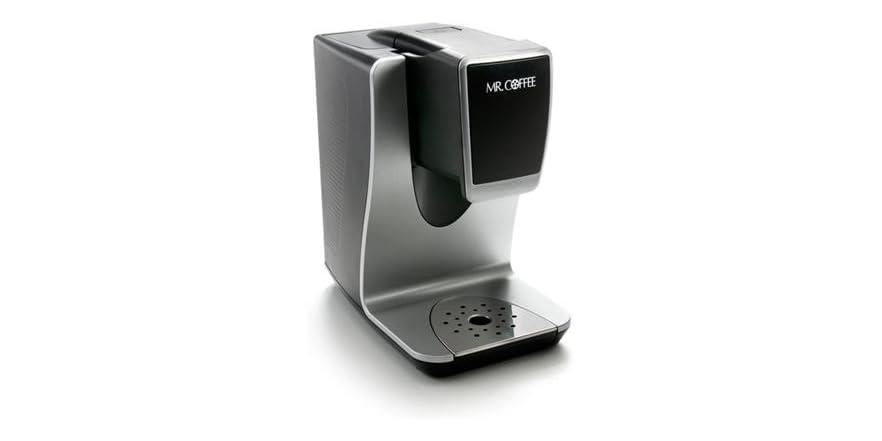 Mr. Coffee Single-Serve Coffee Maker Powered by Keurig