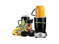 NutriBullet Rx Blender/Mixer, 10-piece Set