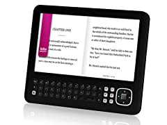 "7"" Color eReader with Android 2.1 - Black"