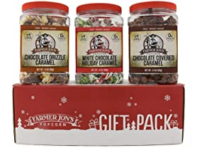 Farmer Jon's Holiday Popcorn 3 Pack