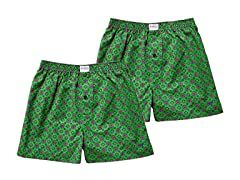 Kings Mulberry Boxer 2-Pack