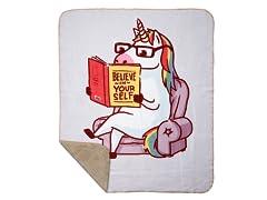 Self-Affirmation Sherpa Blanket