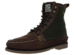 Sebago Kettle Boot,Brown/Olive