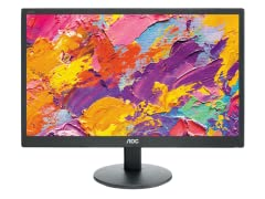 "AOC 18.5"" HD LED-backlit Monitor"