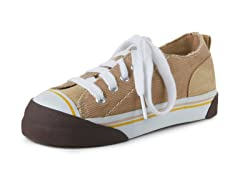 Keplar Canvas Shoe - Tan