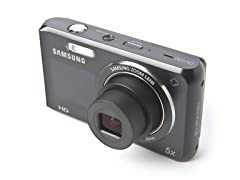 16.1MP Dual View Camera w/ 5x Opt Zoom