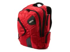 "Deluxe 16"" 6000mAh Charging Backpack"