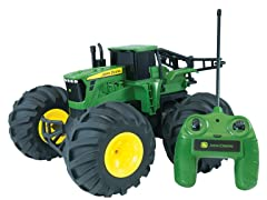 Monster Treads Radio Controlled Tractor
